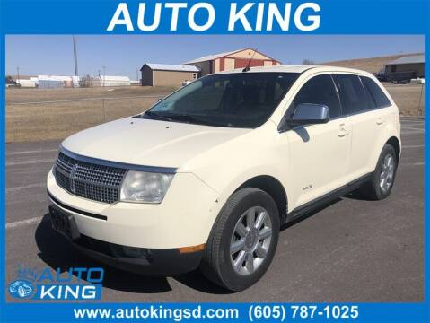 2007 Lincoln MKX for sale at Auto King in Rapid City SD