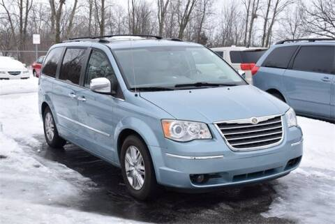 2009 Chrysler Town and Country for sale at BOB ROHRMAN FORT WAYNE TOYOTA in Fort Wayne IN