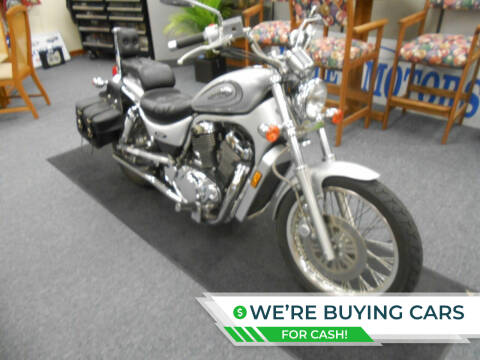 2004 Suzuki vs800 INTRUDER for sale at BOSLEY MOTORS INC in Tallmadge OH