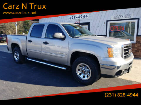 2009 GMC Sierra 1500 for sale at Carz N Trux in Twin Lake MI