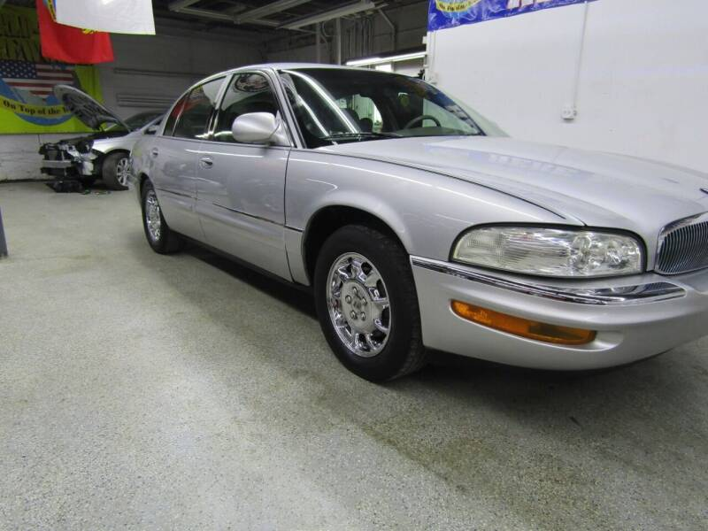 2002 Buick Park Avenue for sale at X Way Auto Sales Inc in Gary IN