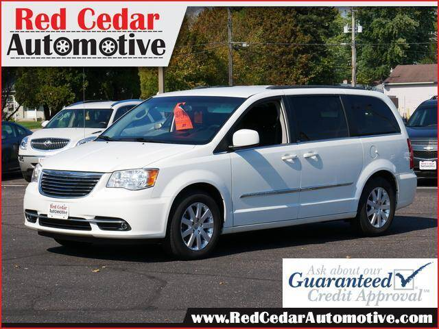 2013 Chrysler Town and Country for sale at Red Cedar Automotive in Menomonie WI