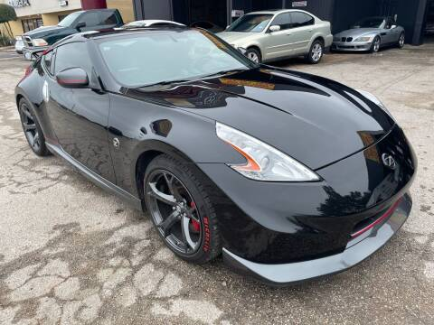 2014 Nissan 370Z for sale at Austin Direct Auto Sales in Austin TX