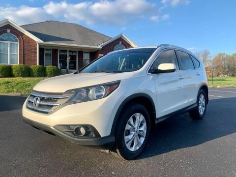 2013 Honda CR-V for sale at HillView Motors in Shepherdsville KY
