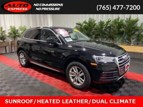 2018 Audi Q5 for sale at Auto Express in Lafayette IN