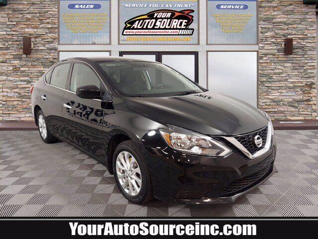 2017 Nissan Sentra for sale at Your Auto Source in York PA