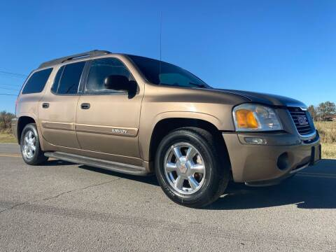 2003 GMC Envoy XL for sale at ILUVCHEAPCARS.COM in Tulsa OK