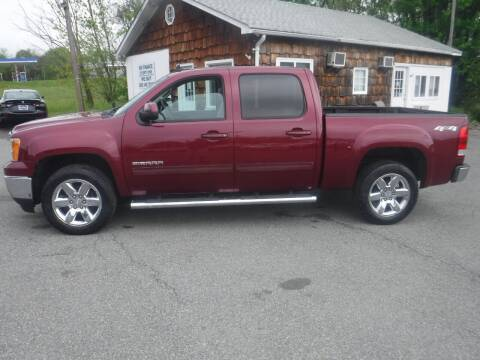 2013 GMC Sierra 1500 for sale at Trade Zone Auto Sales in Hampton NJ