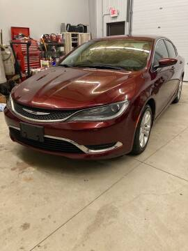 2015 Chrysler 200 for sale at CARS PLUS MORE LLC in Cowan TN