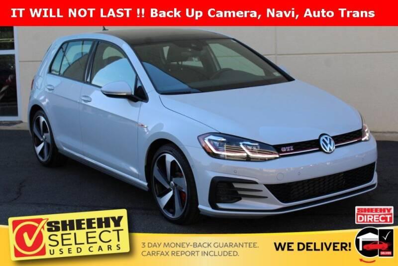 2019 Volkswagen Golf GTI for sale in Vienna, VA