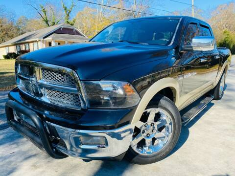 2011 RAM Ram Pickup 1500 for sale at E-Z Auto Finance in Marietta GA
