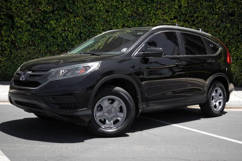 2015 Honda CR-V for sale at 605 Auto  Inc. in Bellflower CA