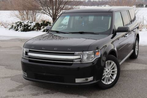 2018 Ford Flex for sale at Big O Auto LLC in Omaha NE