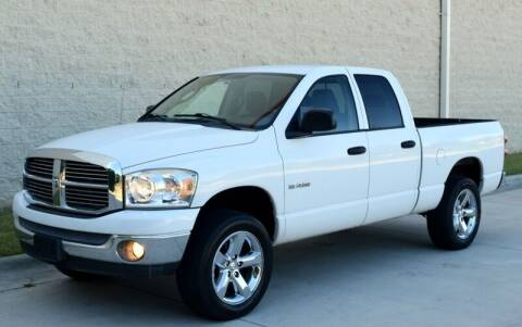 2008 Dodge Ram Pickup 1500 for sale at Raleigh Auto Inc. in Raleigh NC