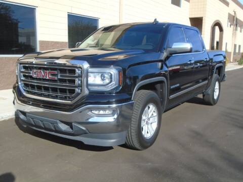2017 GMC Sierra 1500 for sale at COPPER STATE MOTORSPORTS in Phoenix AZ
