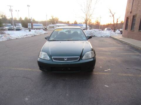 2000 Honda Civic for sale at Heritage Truck and Auto Inc. in Londonderry NH