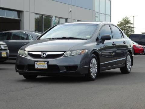 2010 Honda Civic for sale at Loudoun Motor Cars in Chantilly VA
