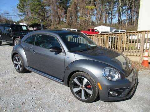 2014 Volkswagen Beetle for sale at Dallas Auto Mart in Dallas GA