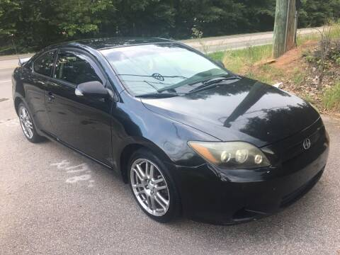 2008 Scion tC for sale at Alfa Auto Sales in Raleigh NC