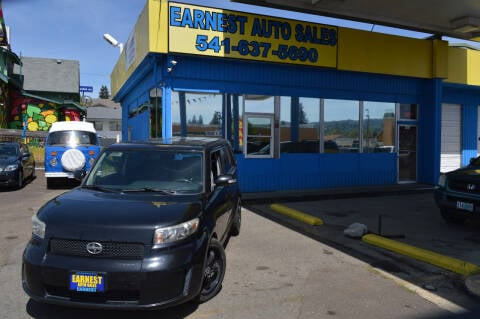 2009 Scion xB for sale at Earnest Auto Sales in Roseburg OR