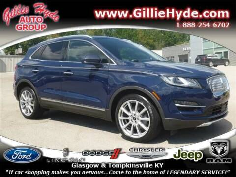 2019 Lincoln MKC for sale at Gillie Hyde Auto Group in Glasgow KY
