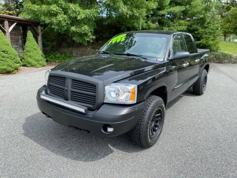 2007 Dodge Dakota for sale at Highland Auto Sales in Boone NC