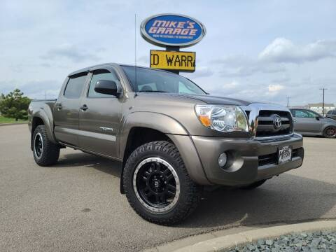 2010 Toyota Tacoma for sale at Monkey Motors in Faribault MN