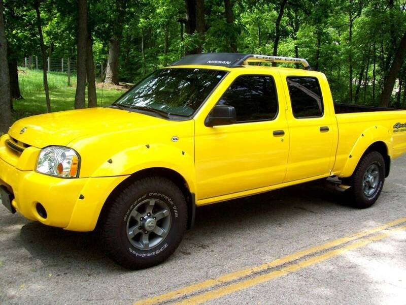 2002 Nissan Frontier for sale at Edgewater of Mundelein Inc in Wauconda IL