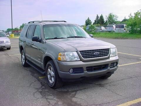 2002 Ford Explorer for sale at VOA Auto Sales in Pontiac MI