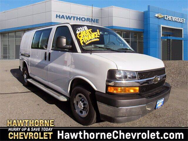 2018 Chevrolet Express Cargo for sale at Hawthorne Chevrolet in Hawthorne NJ