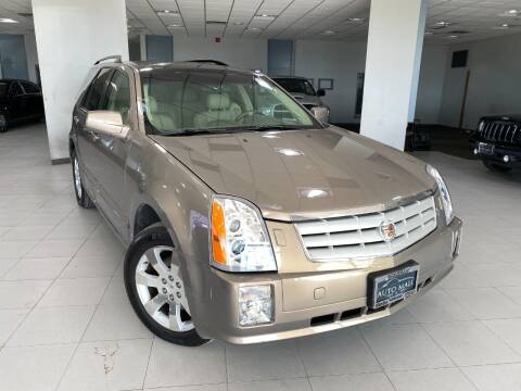 2006 Cadillac SRX for sale at Auto Mall of Springfield in Springfield IL