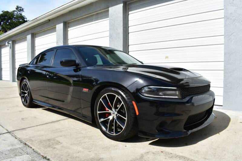 2017 Dodge Charger for sale at Advantage Auto Group Inc. in Daytona Beach FL