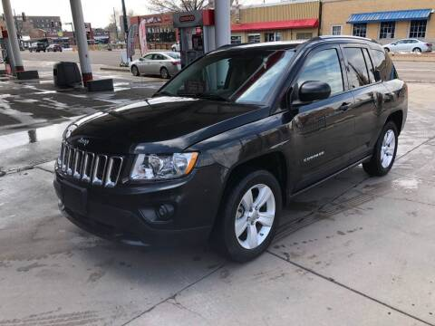 2011 Jeep Compass for sale at STATEWIDE AUTOMOTIVE LLC in Englewood CO
