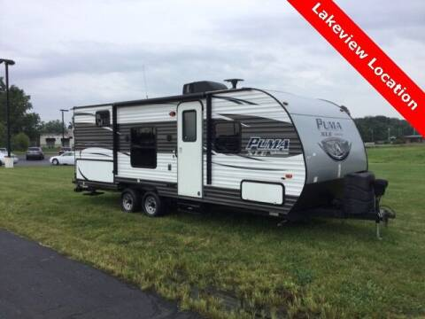 2017 Forest River 22 for sale at Austins At The Lake in Lakeview OH