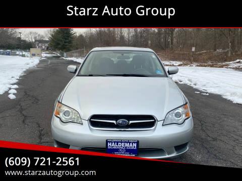 2006 Subaru Legacy for sale at Starz Auto Group in Delran NJ