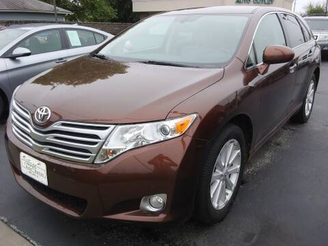 2010 Toyota Venza for sale at Village Auto Outlet in Milan IL