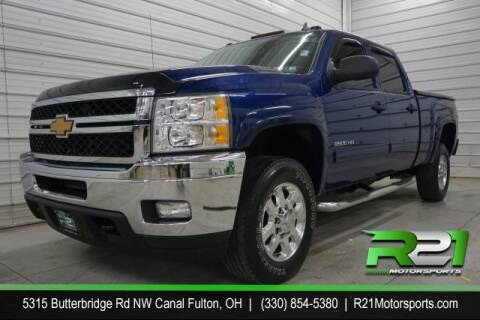 2013 Chevrolet Silverado 2500HD for sale at Route 21 Auto Sales in Canal Fulton OH