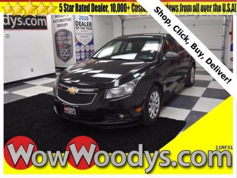 2011 Chevrolet Cruze for sale at WOODY'S AUTOMOTIVE GROUP in Chillicothe MO
