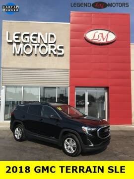 2018 GMC Terrain for sale at Legend Motors of Waterford - Legend Motors of Ferndale in Ferndale MI