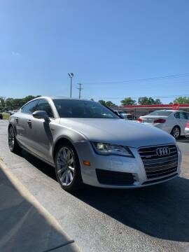 2012 Audi A7 for sale at City to City Auto Sales in Richmond VA