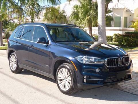 2016 BMW X5 for sale at Lifetime Automotive Group in Pompano Beach FL