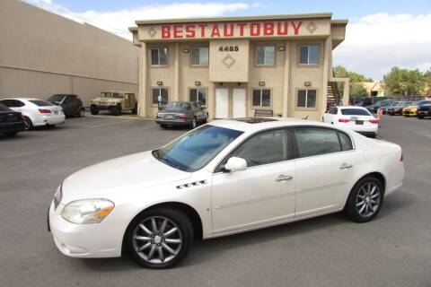 2008 Buick Lucerne for sale at Best Auto Buy in Las Vegas NV