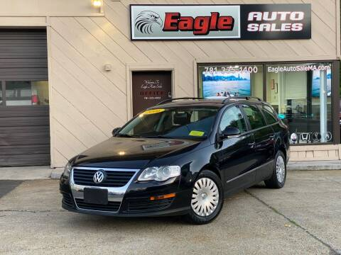 2007 Volkswagen Passat for sale at Eagle Auto Sales LLC in Holbrook MA