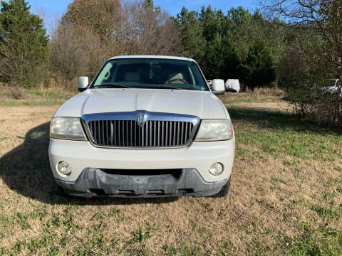 2004 Lincoln Aviator for sale at Samet Performance in Louisburg NC