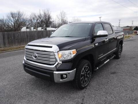 2015 Toyota Tundra for sale at Memphis Truck Exchange in Memphis TN