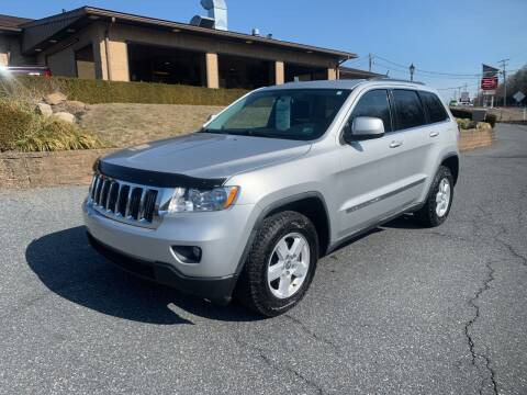 2011 Jeep Grand Cherokee for sale at WENTZ AUTO SALES in Lehighton PA
