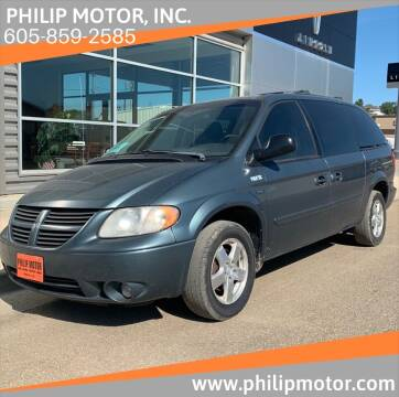 2007 Dodge Grand Caravan for sale at Philip Motor Inc in Philip SD