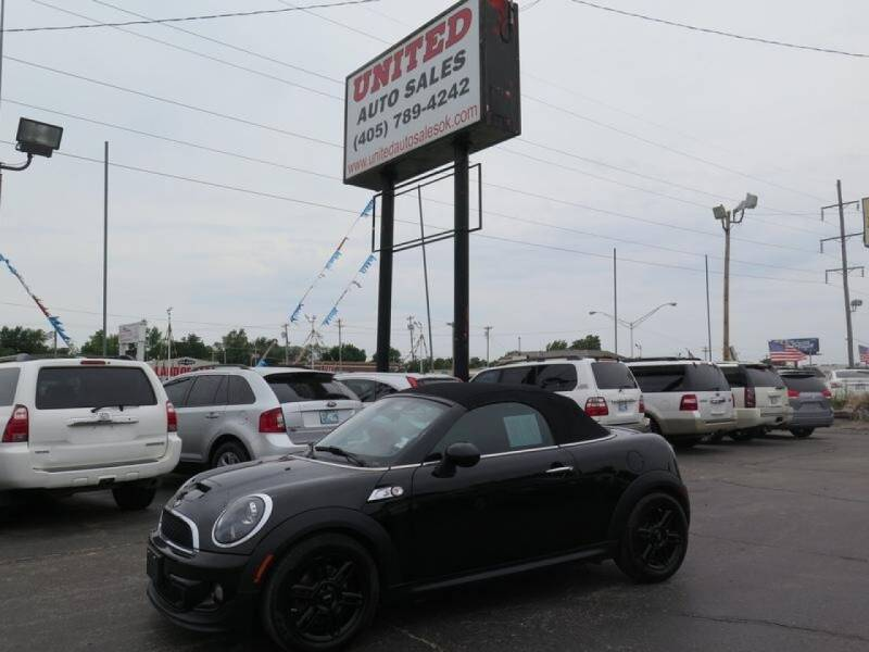 2014 MINI Roadster for sale at United Auto Sales in Oklahoma City OK
