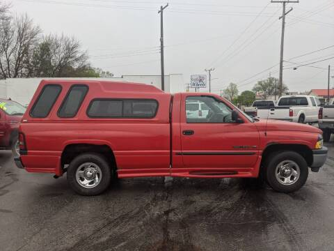 2000 Dodge Ram Pickup 1500 for sale at GREAT DEALS ON WHEELS in Michigan City IN