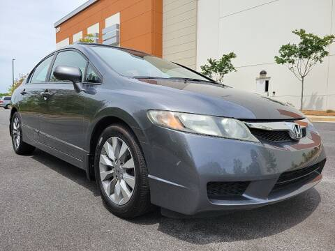 2010 Honda Civic for sale at ELAN AUTOMOTIVE GROUP in Buford GA
